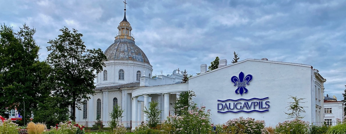 Daugavpils in Latvia – a River, a Fortress, a Lily