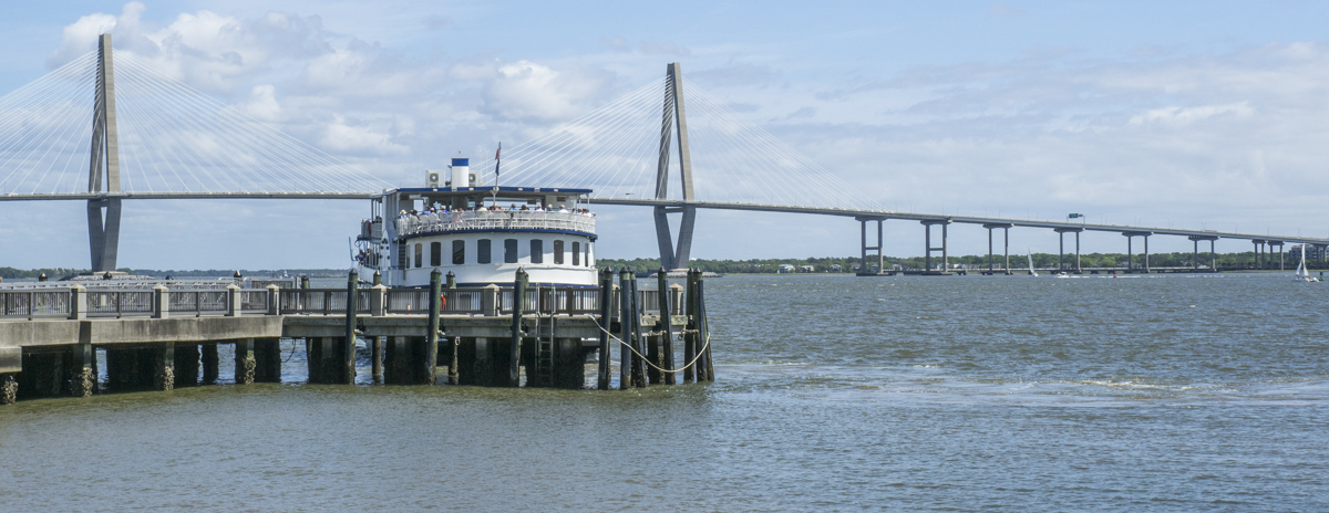 Charleston in South Carolina: A Trail of the Unexpected