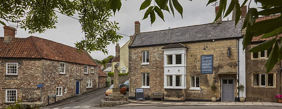 The Cross, a Delightful Bed and Breakfast in Croscombe, Somerset