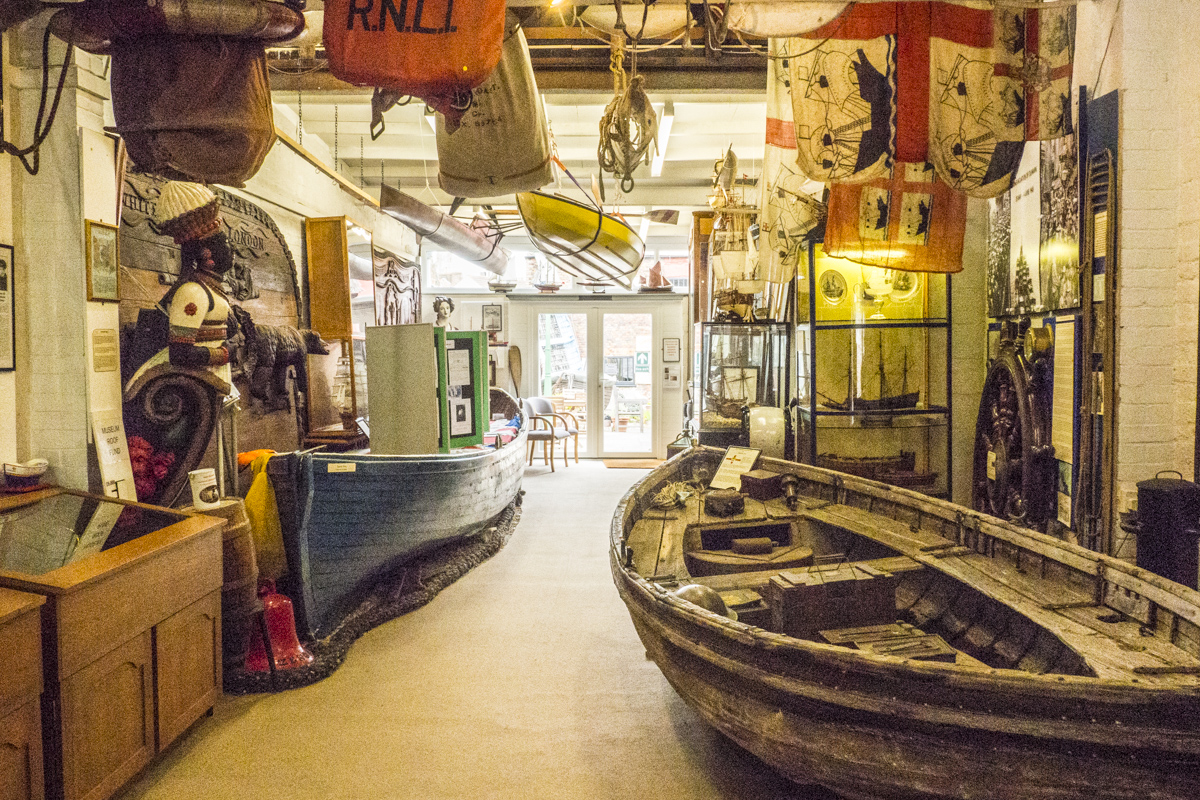 The Deal Maritime and Local History Museum in Deal, Kent  5060414