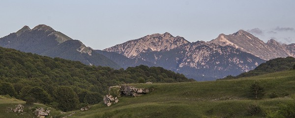 Pescasseroli, the Heart of the National Park of Abruzzo