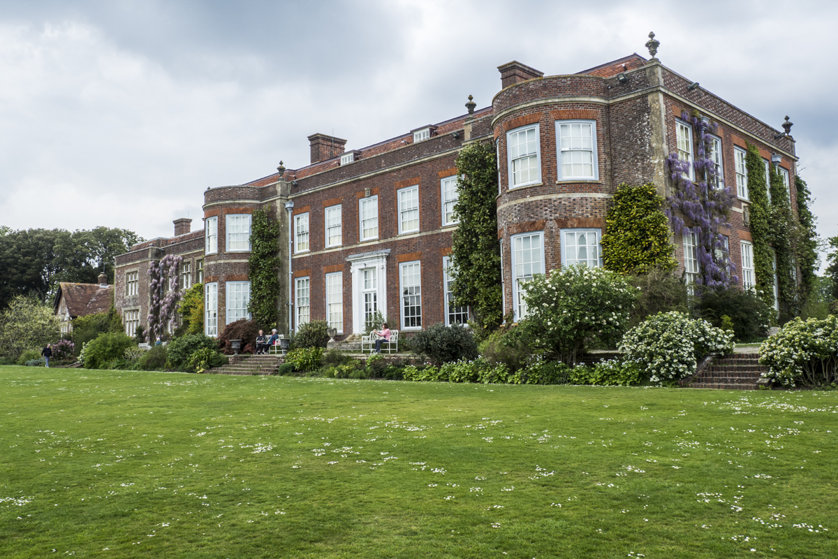 The House at Hinton Ampner in East  Hampshire   5014022