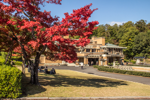 The Imperial Hotel at Meiji Mura in Inuyama, Japan