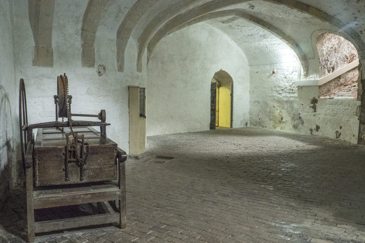 The Interior of Deal Castle in Deal in Kent  5060353
