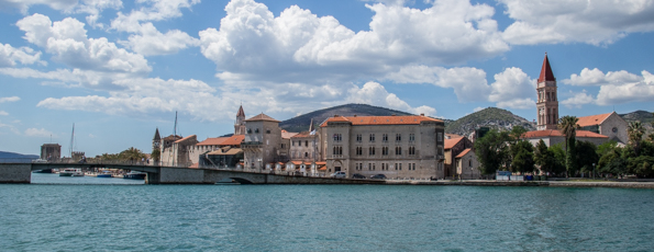 Aspiring to the Heights of Trogir in Croatia