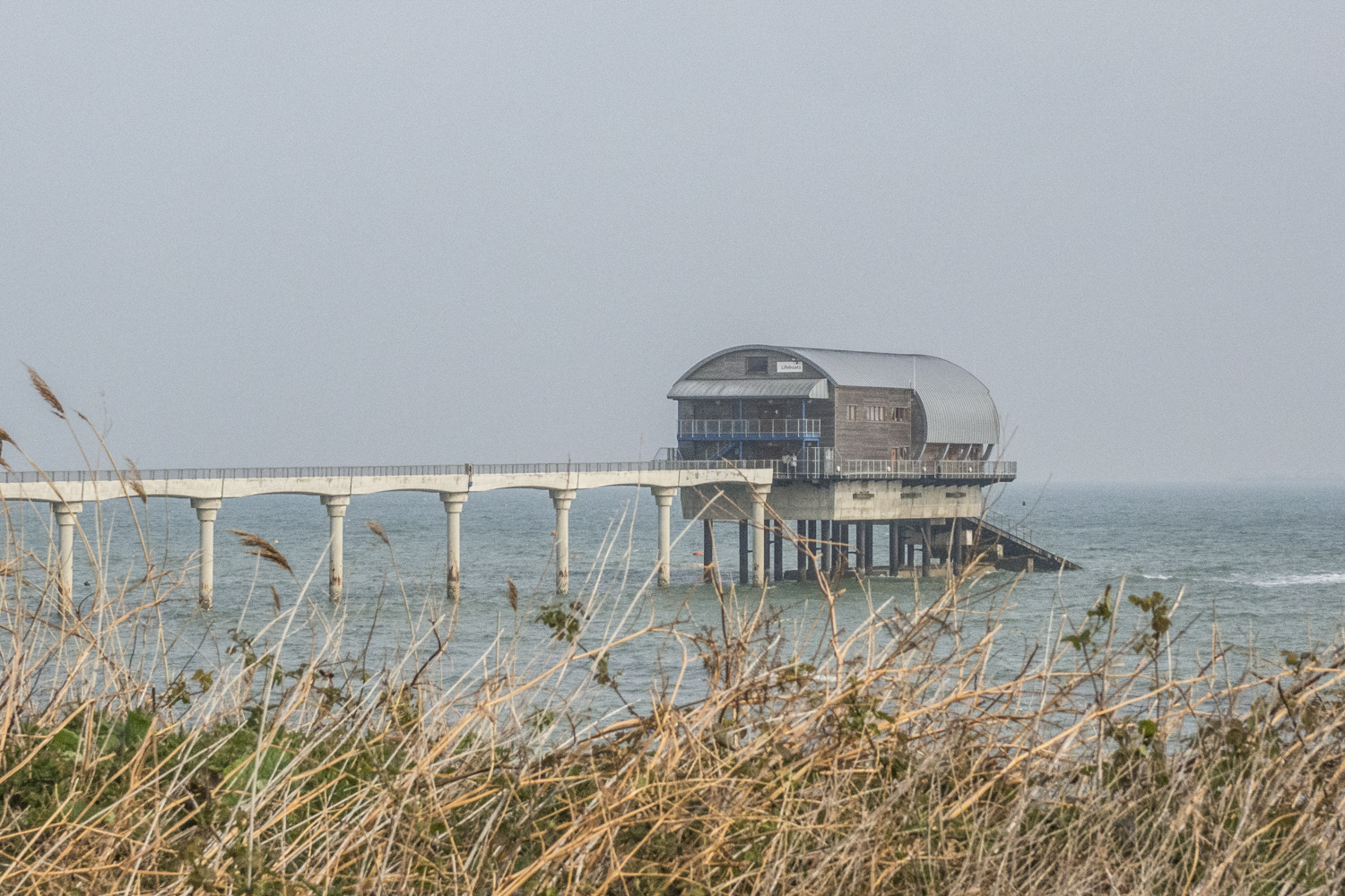 The Lifeboat Station in Bembridge on the Isle of Wight  4061047