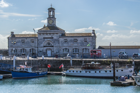 The Maritime Museum in Ramsgate, Thanet in Kent