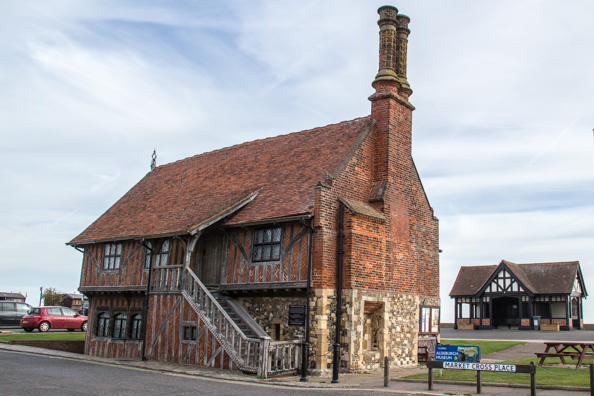 The Moot Hall in Aldeburgh in Suffolk