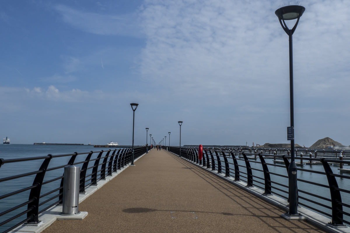 The New Marina Pier in Dover, Kent  5070718