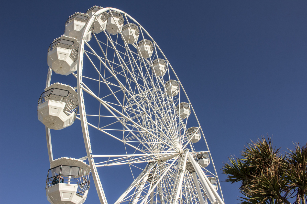 The Observation Wheel in Bournemouth  0021