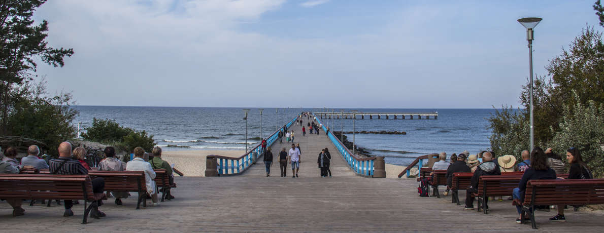 Palanga, the Summer Capital of Lithuania