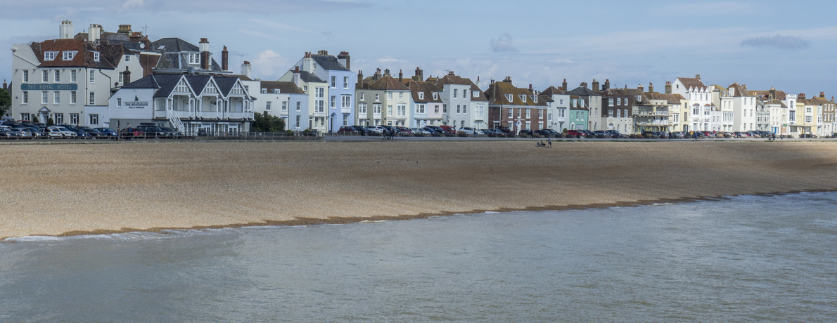 The Sea Front of Deal in Kent 5060322
