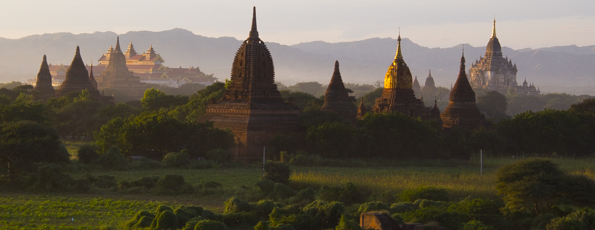 Brilliant Bagan, Myanmar