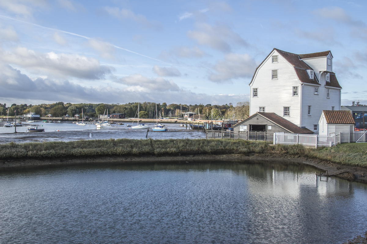 The Tide Mill at Woodbridge, Suffolk, UK 2032