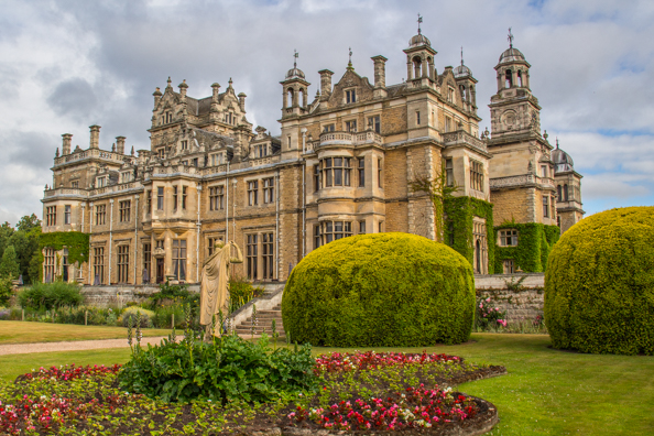 Thoresby Hall near Ollerton, Notts, UK