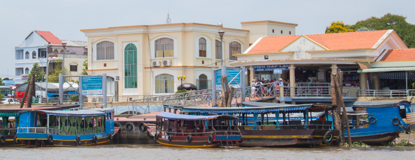 A Day Out from Ho Chi Minh City in Vietnam - exploring the Mekong Delta
