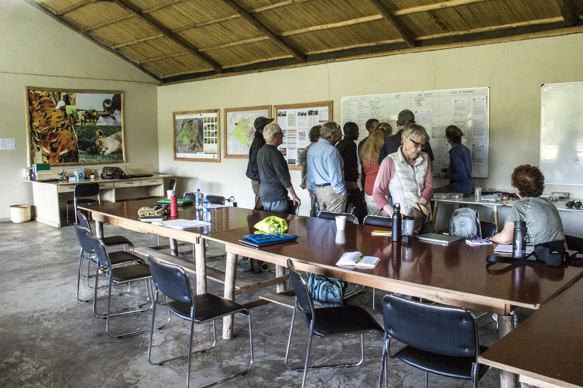 Training Room at the Mara Training Centre in the Enonkishu Conservancy, Kenya  0042