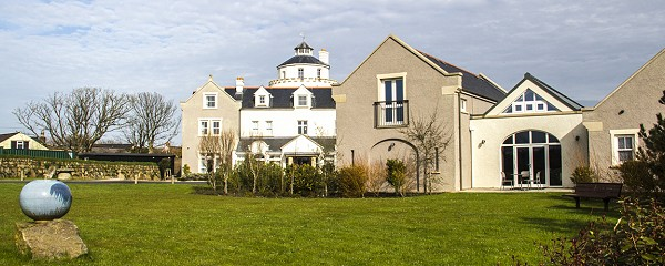 Panoramas and Portraits at the Excellent Twr y Felin Hotel in St David's Pembrokeshire