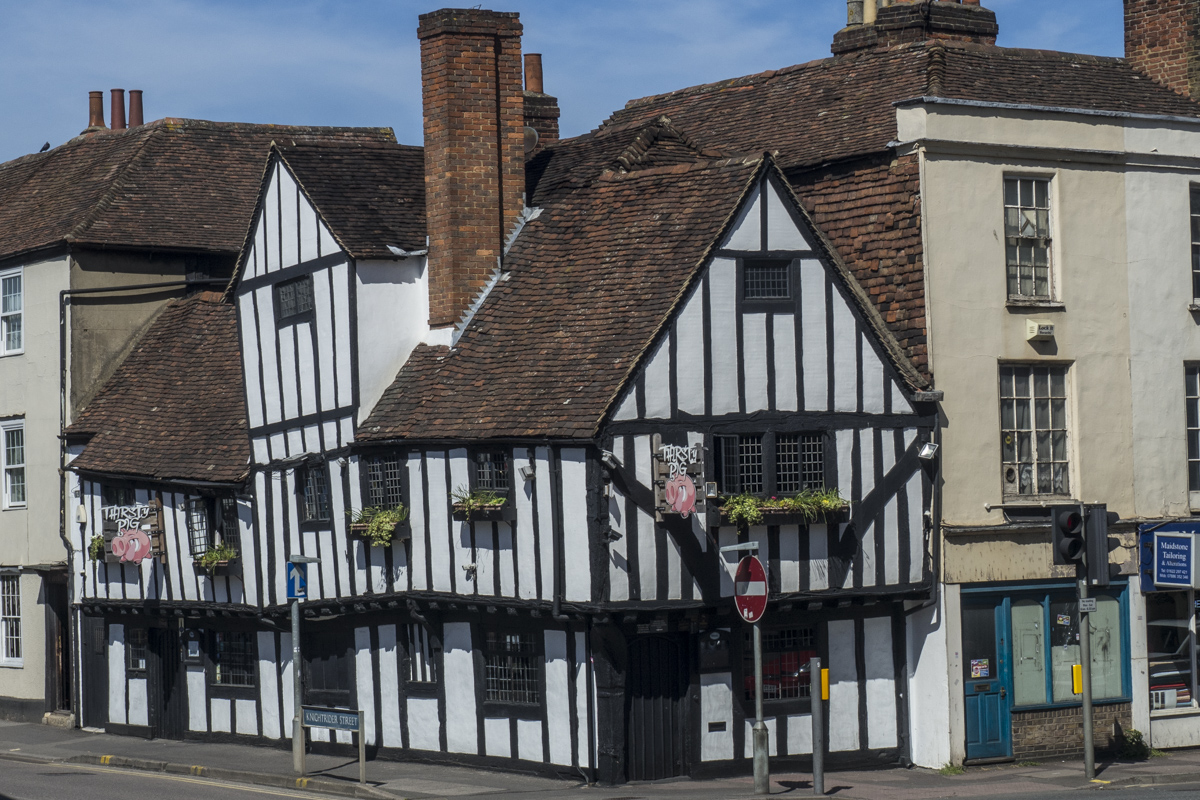 Maidstone and its Legacy from Medieval Archbishops | Valery